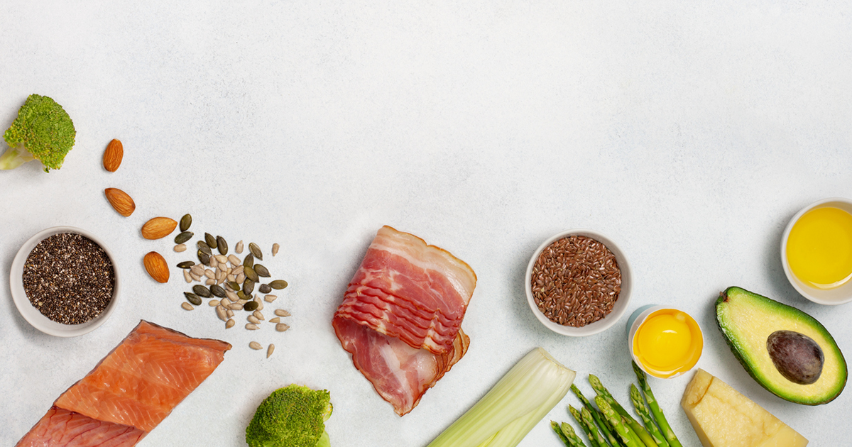 Zdjęcie produktów spożywczych do zbilansowanej diety