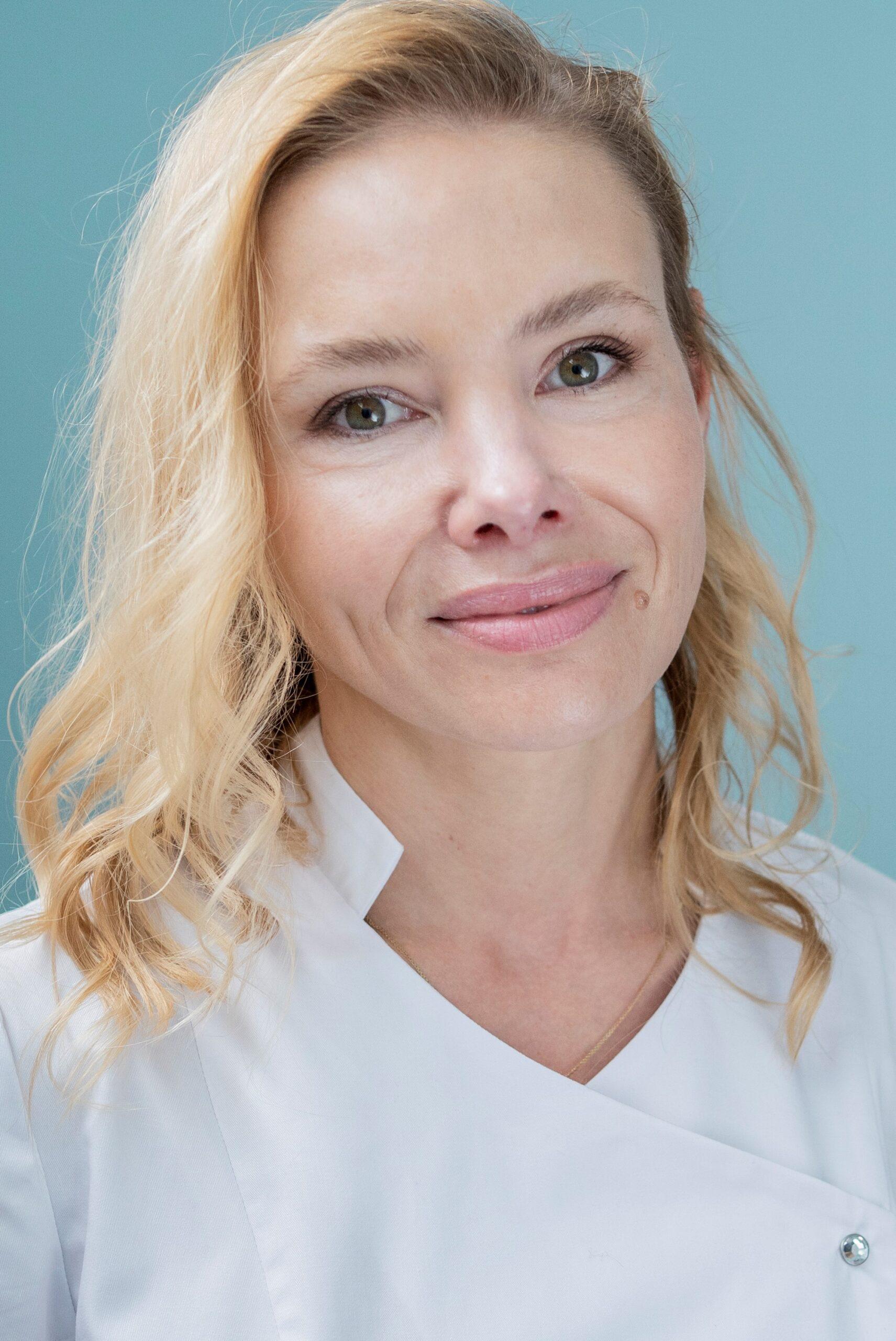 mgr Jolanta Wojciechowska-Buczyńska
